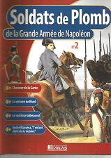 GRANDE ARMEE DE NAPOLEON N° 2 VICTOIRE RIVOLI / SYST GRIBEAUVAL / ANDRE MASSENA