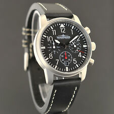 Thunderbirds MULTI PRO cronografo AIR CRAFT Mosca Ruhr pilota Watch 1067/2