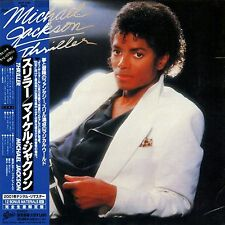 JACKSON, MICHAEL - MICHAEL JACKSON - THRILLER - JAPAN MINI LP 2009 CD