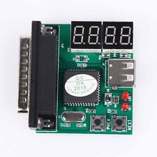 Powerful 4-Digit PC Diagnostic Analyzer USB Motherboard Tester Post Test Card