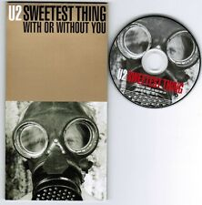 """Ex+ U2 Sweetest Thing /With Or Without You JAPAN 3"""" CD PHDR-953 Free S&H/P&P"""