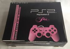 Japanese PS2 SCPH-77000 PINK ( Second Hand )