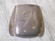 Fender Jazz Bass RELIC Bridge cover  Aged Antique Old L@@K!!!!