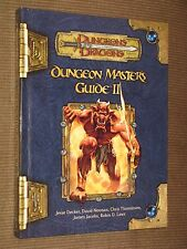 Dungeon Master's Guide II NM 3rd ed. D&D WTC rpg WOTC d20 3.0