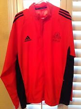 2012 BOSTON B.A.A ADIDAS CLIMAPROOF MARATHON JACKET RUNNING MEN'S X-LARGE