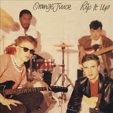 Orange Juice Rip It Up w/download vinyl LP NEW sealed