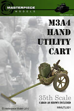 WWII MMUTL001 Hand cart 1/35th scale