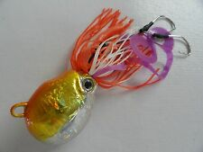ONE (1) Thunder Jig 250g/9oz Octopus Jigging Weight Saltwater Fishing Lure
