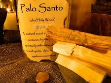 Palo Santo - 'whollywood' por wizardlab - 10 Palos. de manera sostenible cosechada!