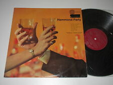 LP/HAMMOND PARTY/FRED BOEHLER/Amadeo AVRS 9031