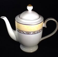 "PERFECT NEW WITH TAGS Villeroy & Boch Heinrich Villa Cannes 9"" Coffee Or Teapot"