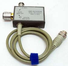 Wiltron 560-97A50-1 SWR-Autotester 10 MHz - 18 GHz bridge reti 56100A 562