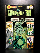COMICS: DC: DC Special #17 (1975), Green Lantern - RARE (figure/batman/flash)