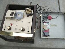 Antique Vintage Dormiphone Subliminal Message Memory Sleep Machine Tape Recorder