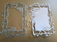 TONIC BELIEVE FRAME CUTTING & EMBOSSING DIE brand new without packaging