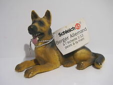 16301 Schleich Dog: German Shepherd Lying ref:1D324