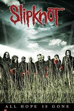 Slipknot Poster All Hope is Gone Corey Taylor Heavy Metal Poster Print