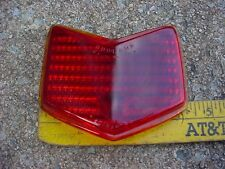 FOMOCO 40 FORD NORS GLASS TAILLIGHT LENS DUOLAMP