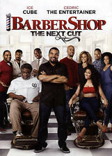 Barbershop: The Next Cut  DVD  2016 by Ice Cube; Malcolm D. Lee; Rober ExLibrary