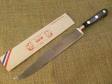 2 Lions Professional Sabatier Stainless Steel 7.75 inch Yataghan Slicing Knife
