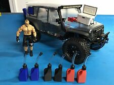 Scale Gas Jug Can for Axial SCX10 Yeti Wraith RC4WD Action Figure Accessories