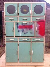 1950s Kitchen larder cabinet made by Remploy.