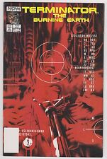 Terminator The Burning Earth #5, Near Mint Condition.