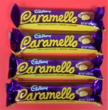 Caramello 4ct Candy Bar Set FREE THERMAL SHIPPING