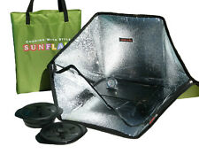 SUNFLAIR Solar Oven Cooker, portable, light-weight