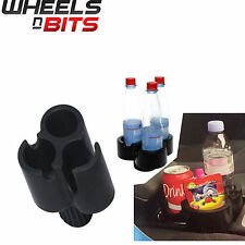 NEW WNB Cup Holder Extender boaster seat 3 cup holder from 1 PU Rubbery 3in1