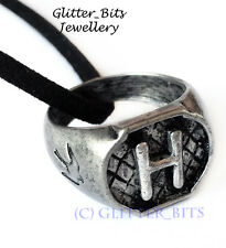 MORTAL INSTRUMENTS HERONDALE FAMILY RING NECKLACE SHADOWHUNTER JACE LIGHTWOOD