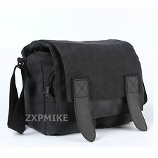 Median Walkabout Shoulder Messenger Camera Bag For Canon EOS 600D 650D 550D 50D