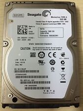 """Seagate 2.5""""  500 GB Internal Hard Drive3.0G/S 7200RPM For laptop ST9500420AS"""