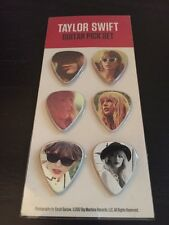 TAYLOR SWIFT Guitar Pick Pack Set of 6 Six - RED TOUR
