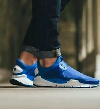 Nike Sock Dart SE Racer Blue White Men size uk 9 eu44 833124-401 100% genuine