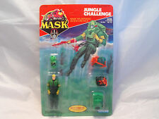 M.A.S.K. ACTION FIGURE MATT TRAKKER JUNGLE CHALLENGE CARDED, MOC
