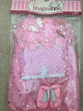 """Tonner Doll Co 18"""" Glinda The Good Witch Outfit Fits American Girl Doll"""