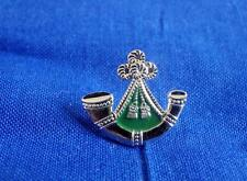 OX'S AND BUCK'S LIGHT INFANTRY LAPEL PIN