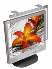 """Kantek Protect Deluxe Lcd20w Standard Screen Filter Silver - 20""""lcd Monitor"""