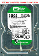 PCB 2060-771640-001 - Western Digital WD5000AADS - WD5000AADS-00S9B0 - 500 Go