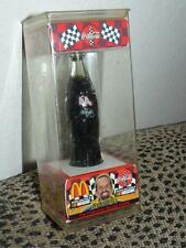 VINTAGE NASCAR LIMITED EDITION COKE BOTTLE MCDONALDS KYLE PETTY MIB