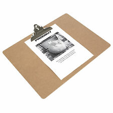 Rapesco Large 44cm A3 Clipboard Wooden Artists Drawing Sketching Board Easel