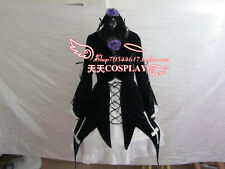 Rozen Maiden Suigintou Mercury Lampe dress Cosplay Costume K002