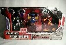 Hasbro Transformers Robots in Disguise RiD 3 Pack- Ransack Repugnus Scattershot