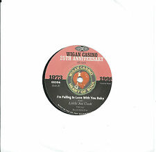 Little Joe Cook:I'm falling in love with you baby/Agents:Trouble:Soul Re-Issue