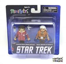 Star Trek Legacy Minimates Wave 1 Admiral Kirk (Field Jacket) & Wrath of Khan