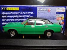 WOW EXTREMELY RARE 1/43 VANGUARDS FORD CORTINA MK3 MODENA GREEN NLA