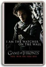 Game Of Thrones Jon Snow Kit Harington Fridge Magnet 01