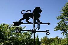 Wetterfahne kleiner Löwe GH.66cm Wetterhahn Windfahne  VERSANDKOSTEN FREI