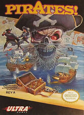Pirates! (NES), (NES)